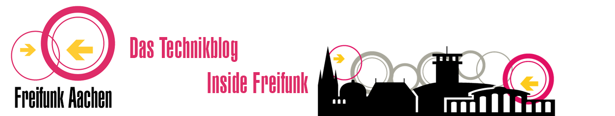 Technik Freifunk Aachen